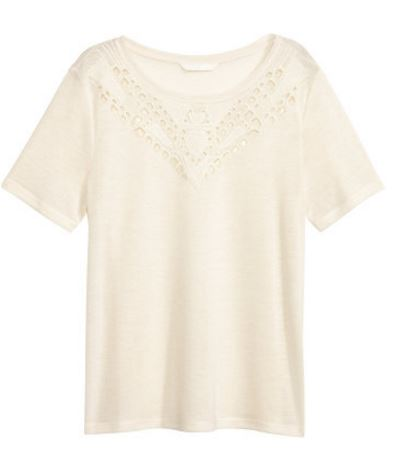 White T-shirt knit hm.JPG