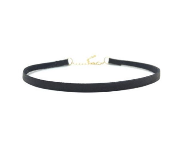 poppy chains leather choker.JPG