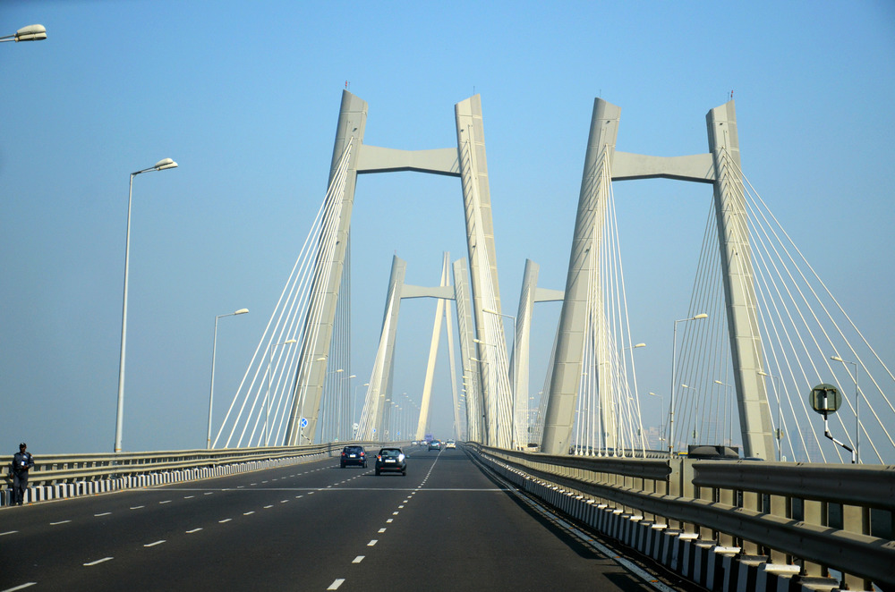 Bandra–Worli Sea Link bridge