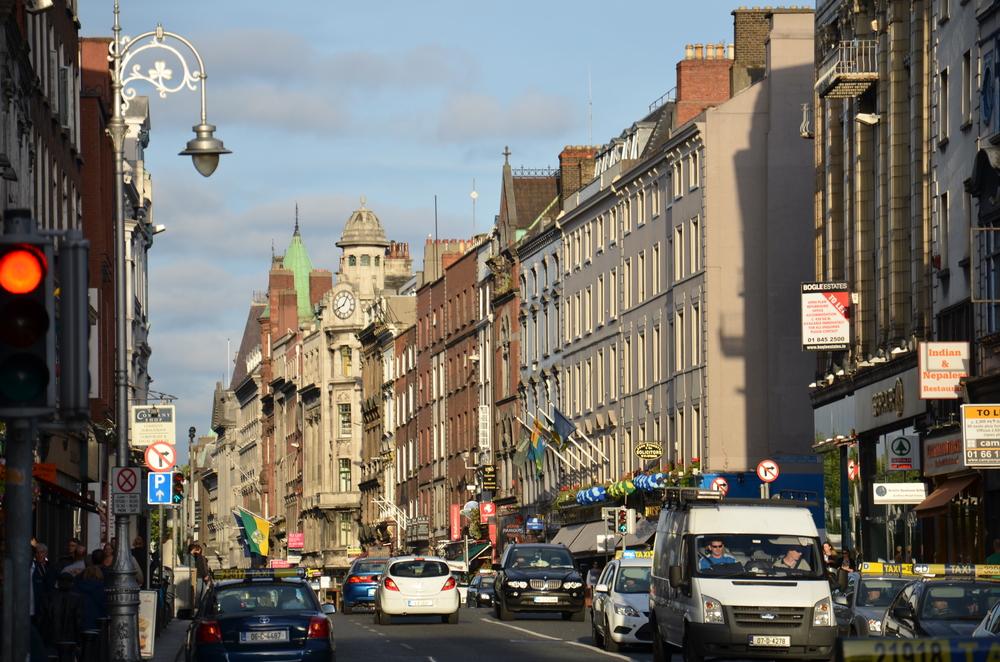 Dublin streets