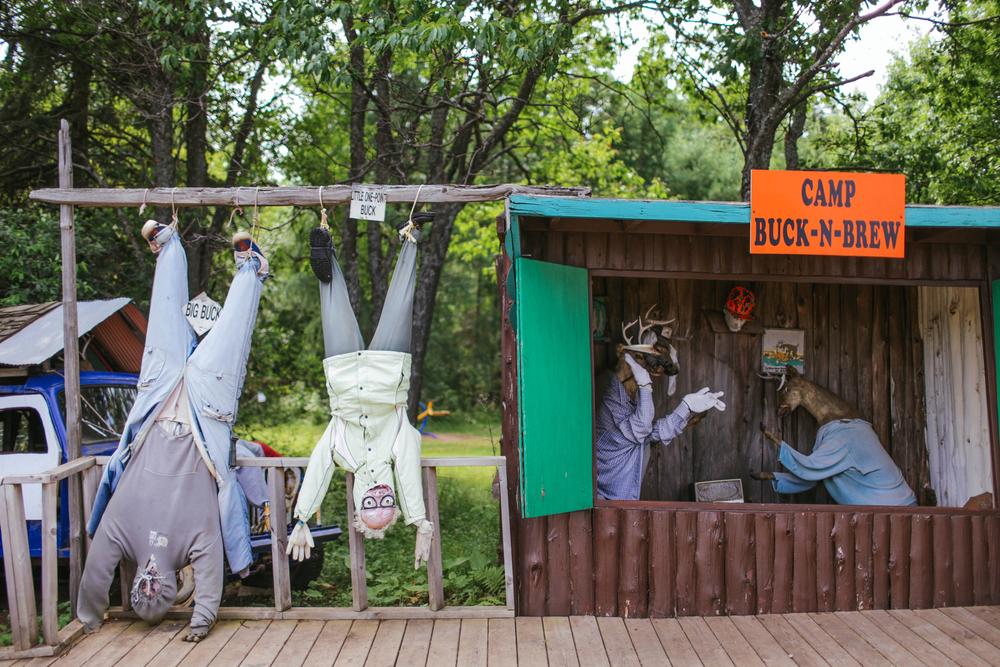 Scenes from Da Yoopers Tourist Trap in Ishpeming, MI in Michigan's Upper Peninsula. Ryan Garza / Pop Mod Photo I