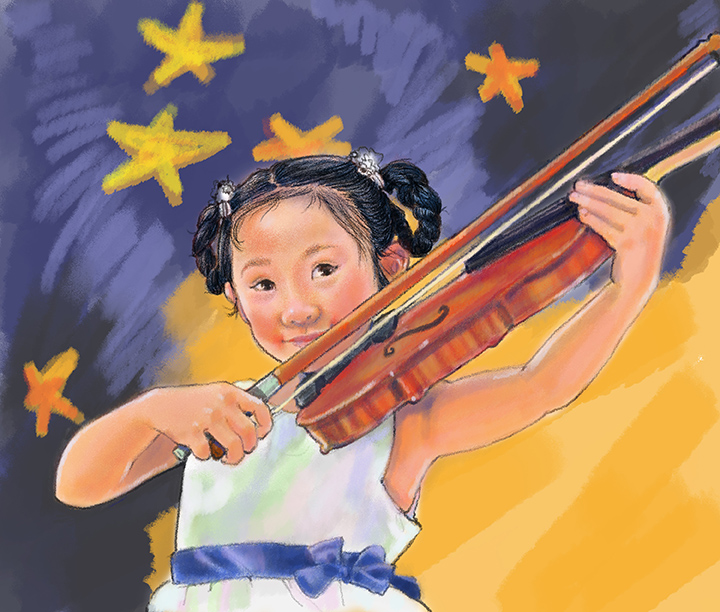 violin girl finishsmall.jpg