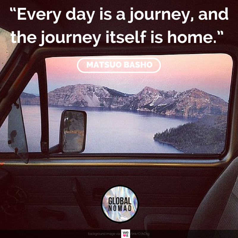Monday Travel Mantra