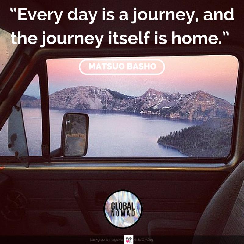 Monday Travel Mantra