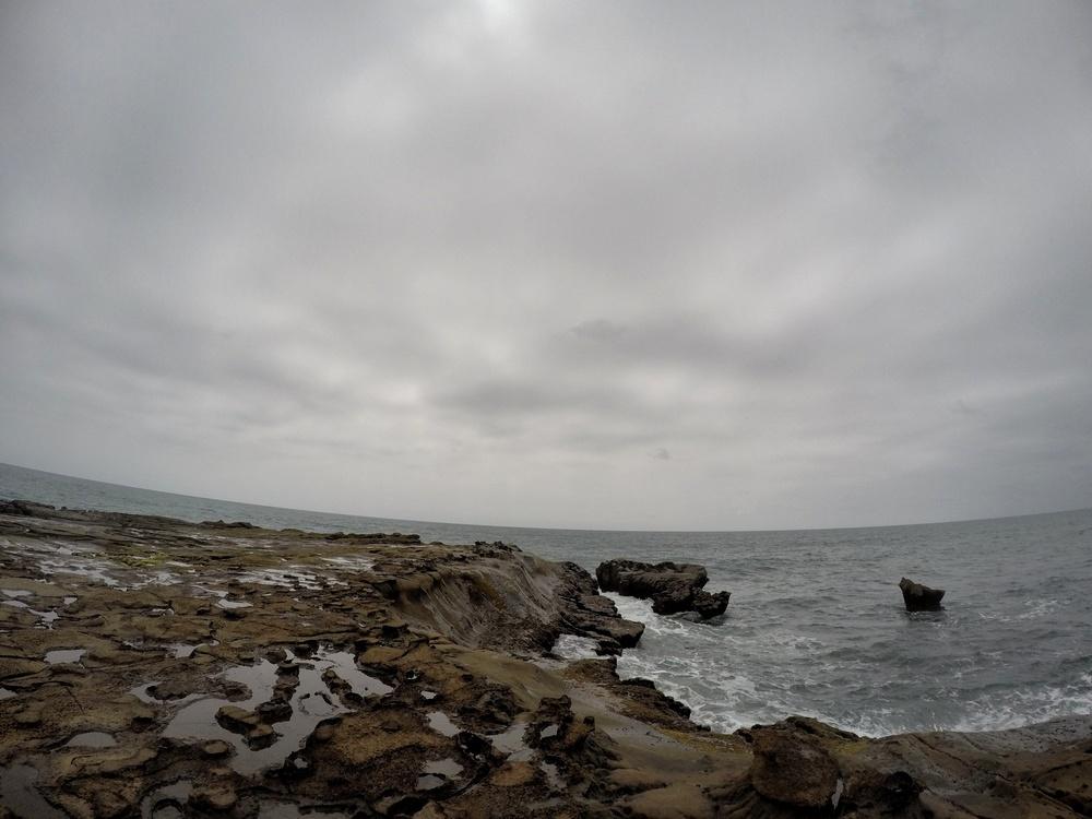 Montanita Ecuador The Point GoPro Waves Crashing