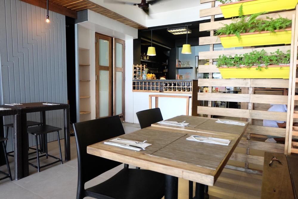 Cozina restaurant