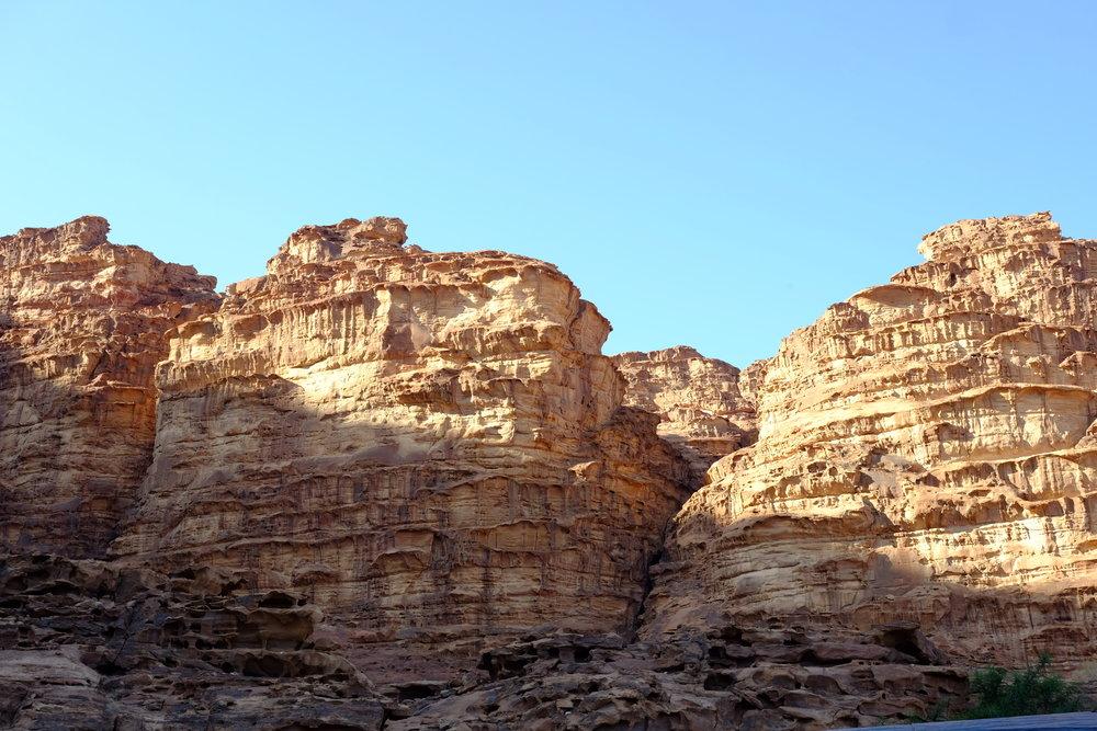 Goodbye Wadi Rum!