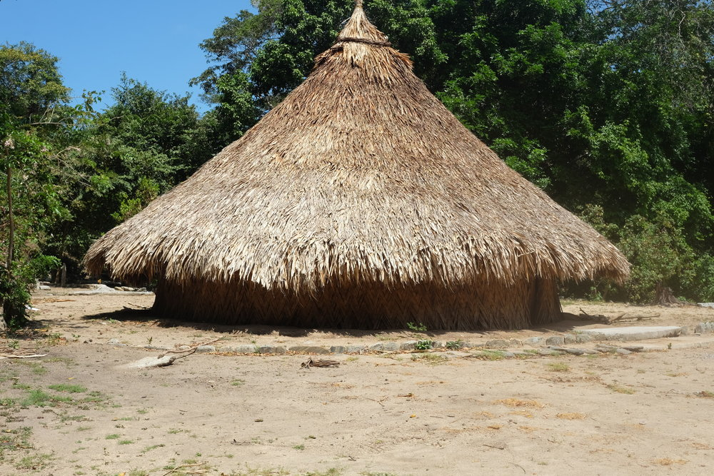 Hut in Pueblito