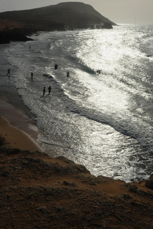People enjoying the water. #NoFiliter