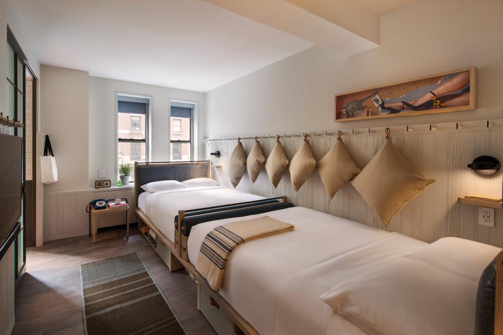 Moxy Hotels - Stylish no-frills hotel by Marriott