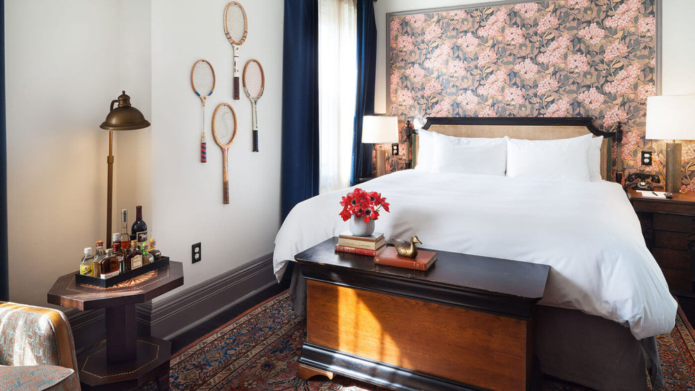 The High Line Hotel - 4-star historic boutique hotel