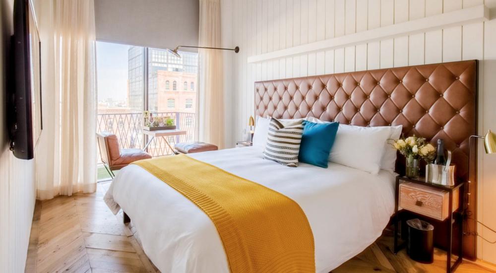The Williamsburg Hotel - Modern design hotel