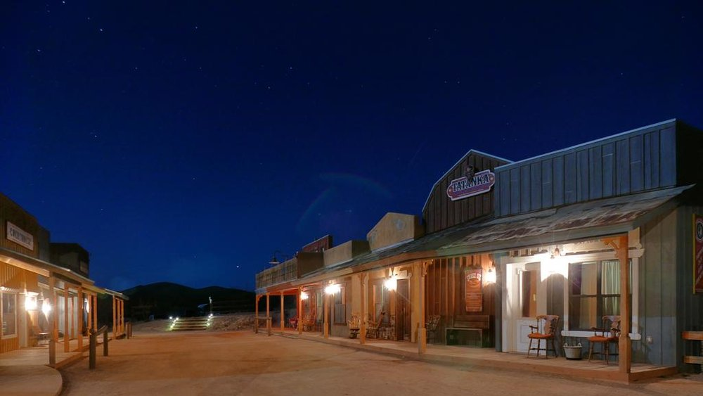 Guest Ranch Set In An 1880's Western Frontier Town - 3-hour drive from Phoenix