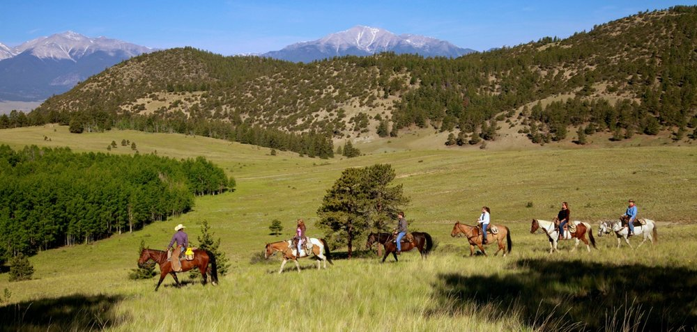 All-Inclusive Colorado Dude Ranch - 2-hour drive from Denver