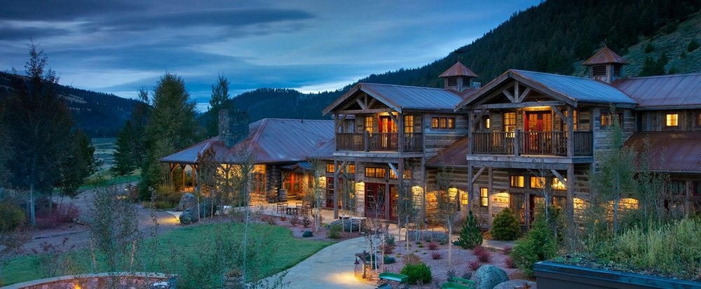 Luxury Wilderness Dude Ranch In Montana - 1.5-hour drive from Missoula