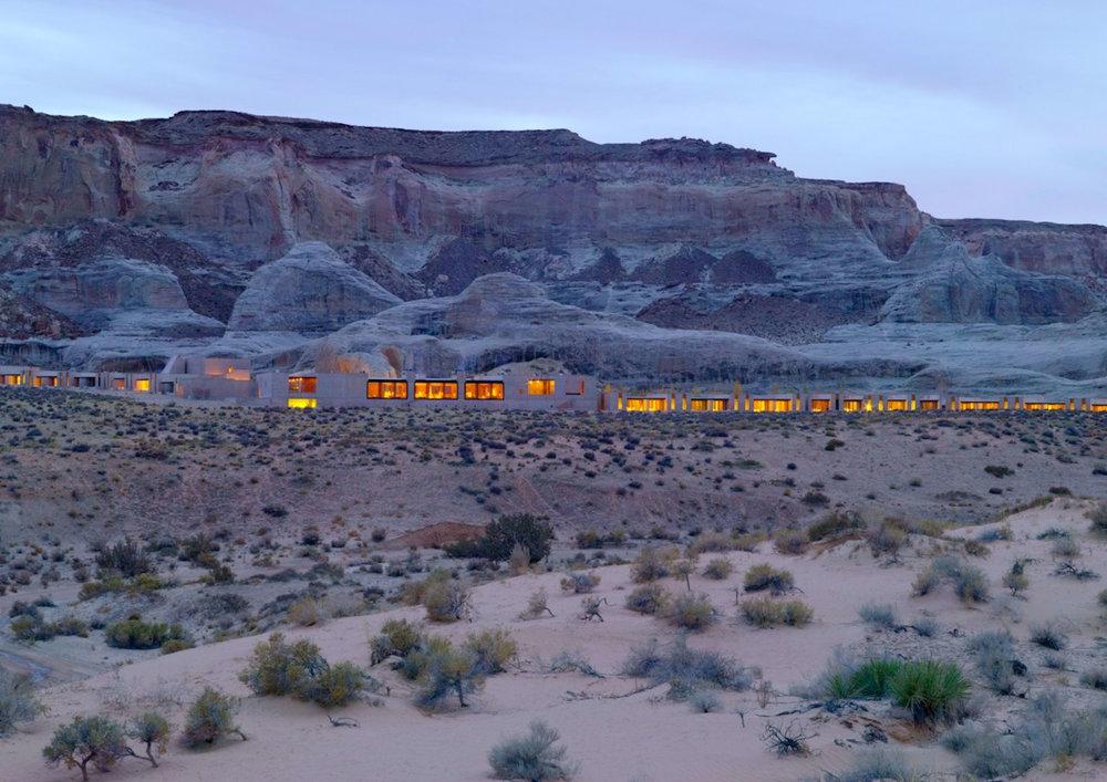 An Otherworldly Desert Retreat - 4-hour drive from Las Vegas | 4.5-hour drive from Phoenix