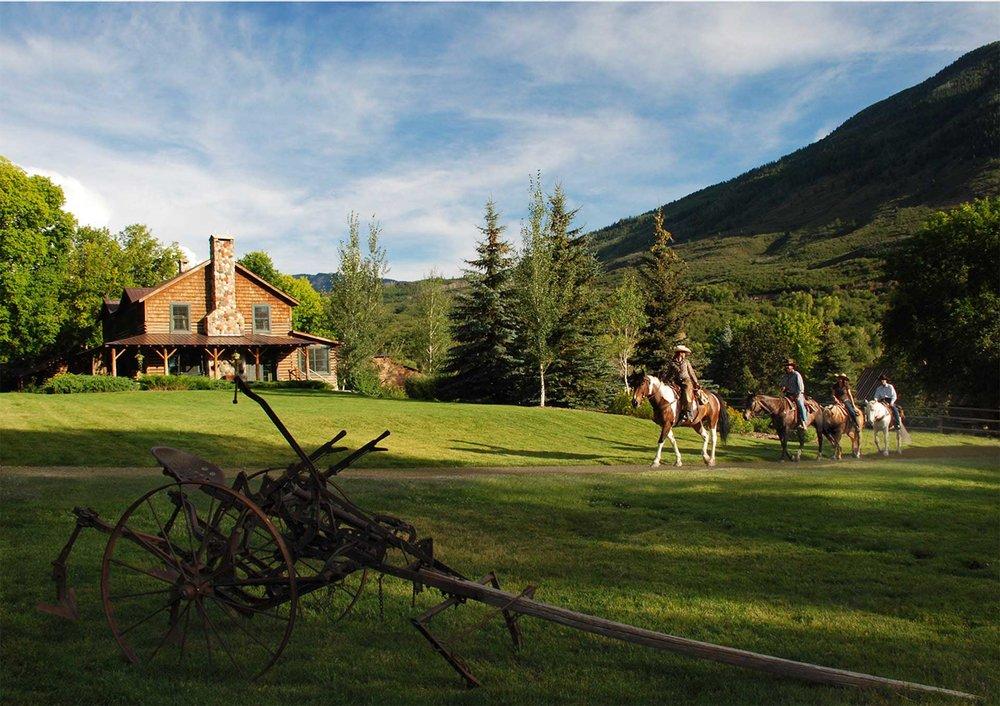 Private All-inclusive Luxury Guest Ranch In Colorado - 4.5-hour drive from Denver