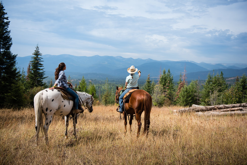 All-Inclusive Idaho Dude Ranch - 2-hour drive from Spokane