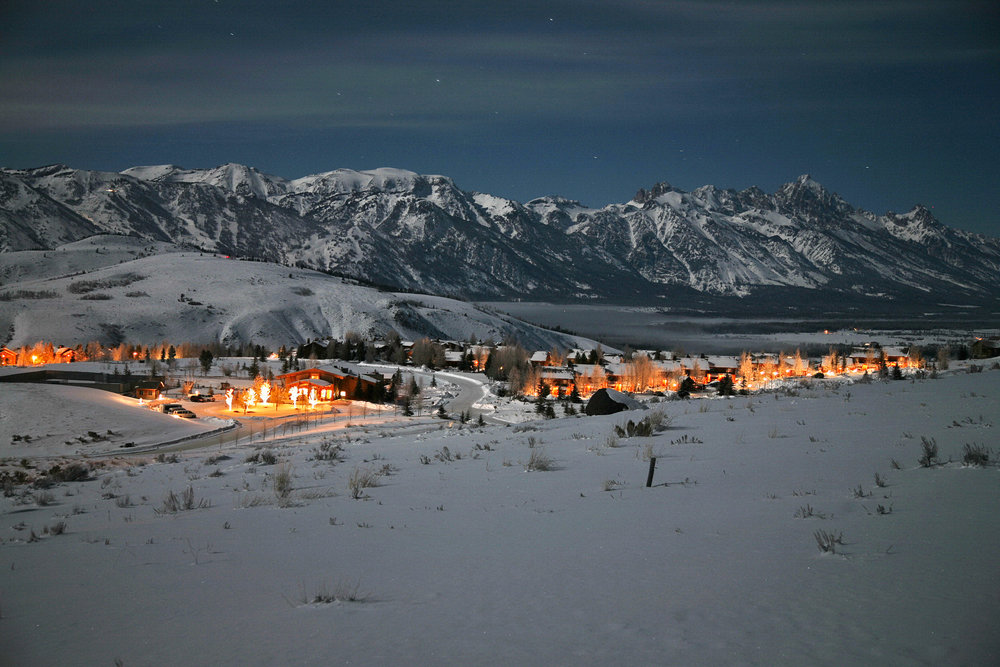 Rustic Wyoming Luxury Resort Near Grand Teton National Park - 30-minute drive from Jackon Hole airport