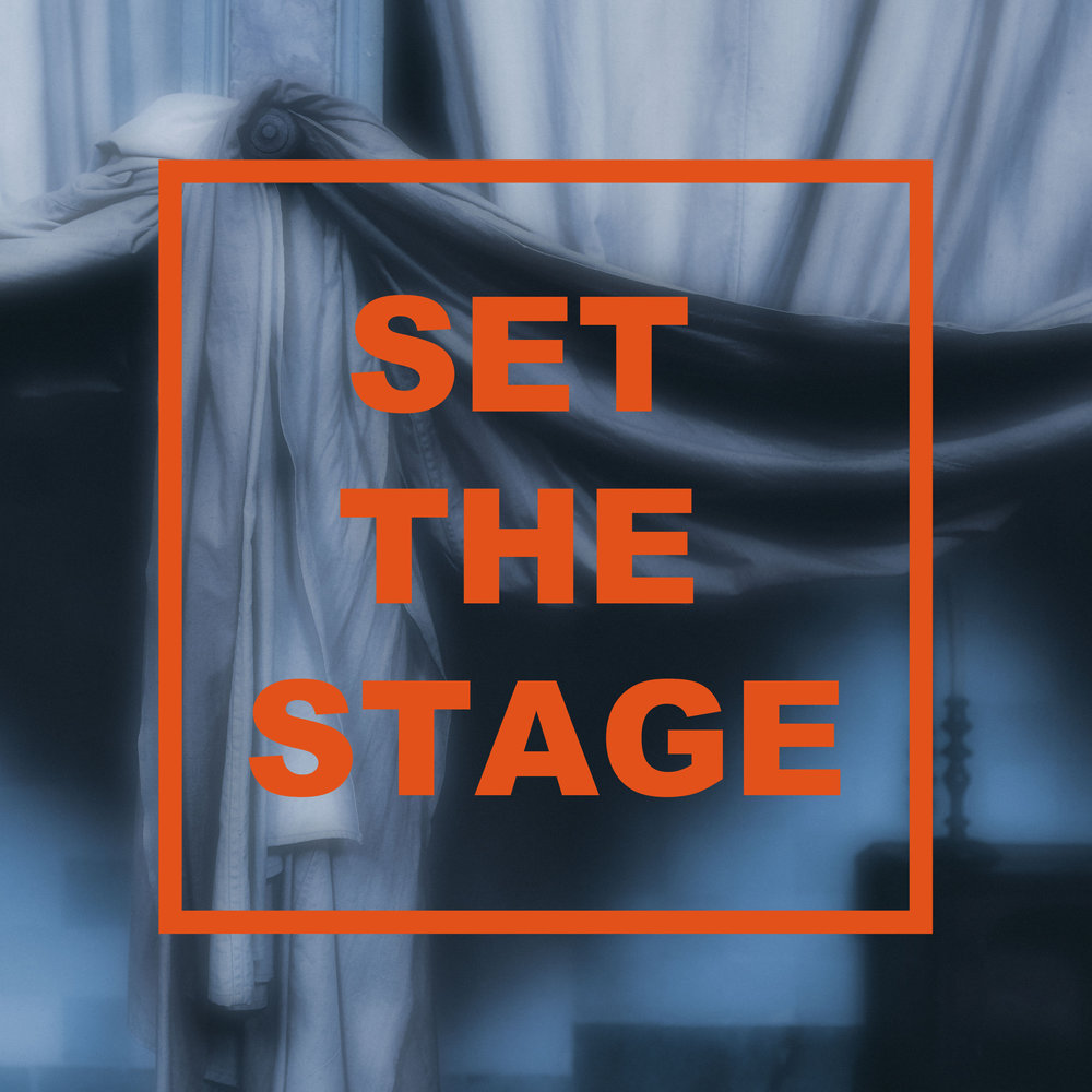 We set up a social media account and design a clear plan for you to post with The Staged Reading. - great for when you have a play going up, record release, or book launch