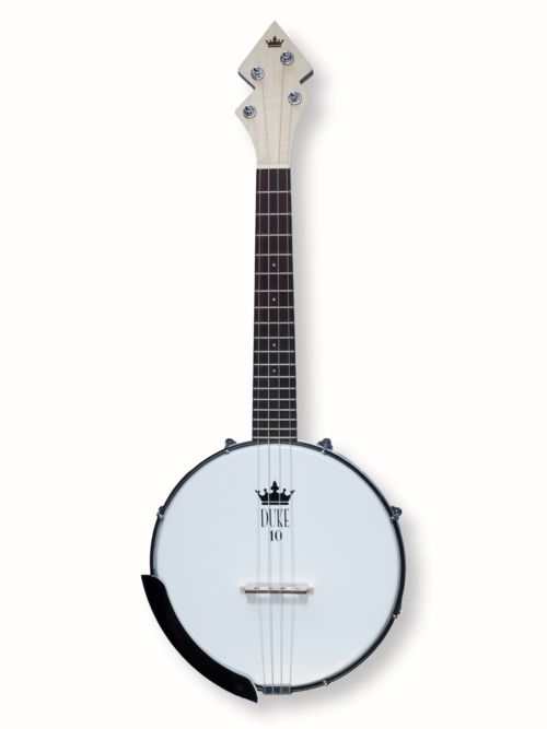 Duke 10 Tenor Banjolele With Gig Bag And Schatten Pickup Lord Uke