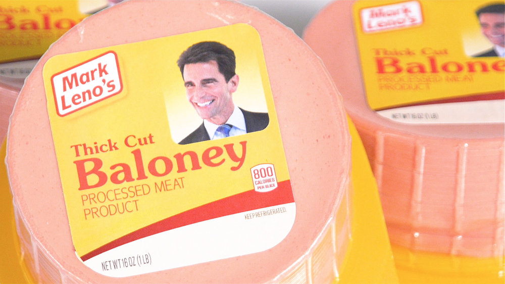 """Copy of """"Baloney"""" Voters for a Real Change"""