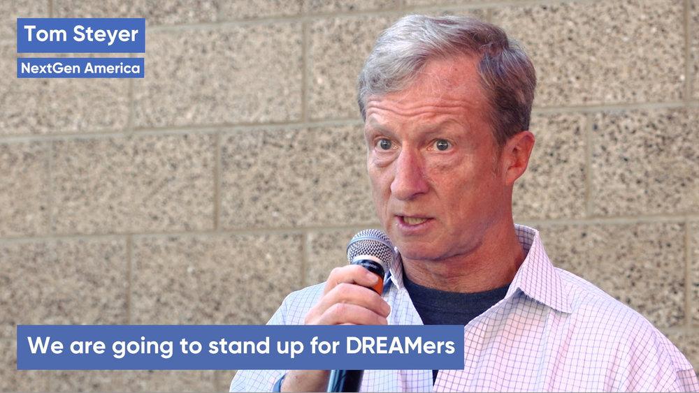 "Copy of ""Dreamers"" NextGen America"