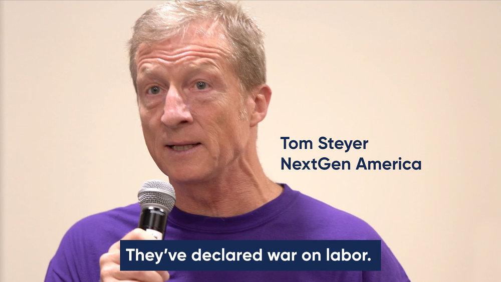 """Join the Fight"" NextGen America"