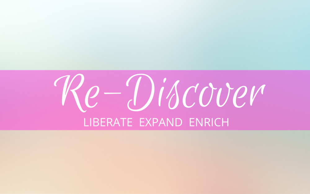 3 Month 1:1 Rediscovery Coaching Program.  Click through here to find out more