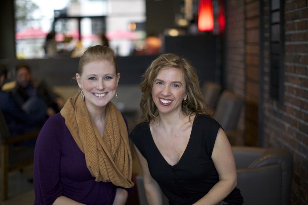 Kelsey & Alicia