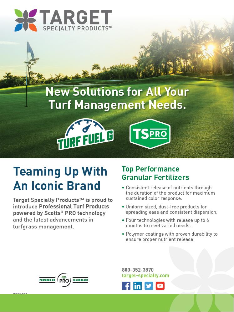 Turf Fuel G - TS Pro Bulletin