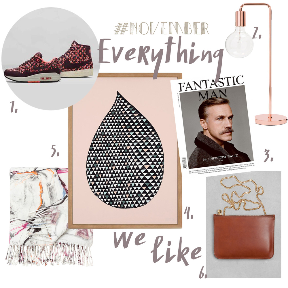 Everything we like #November via herzundblut.com