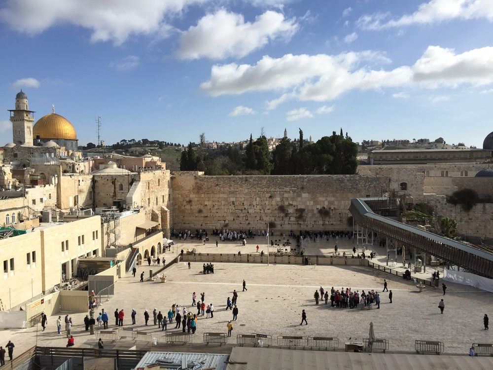 a trip to israel