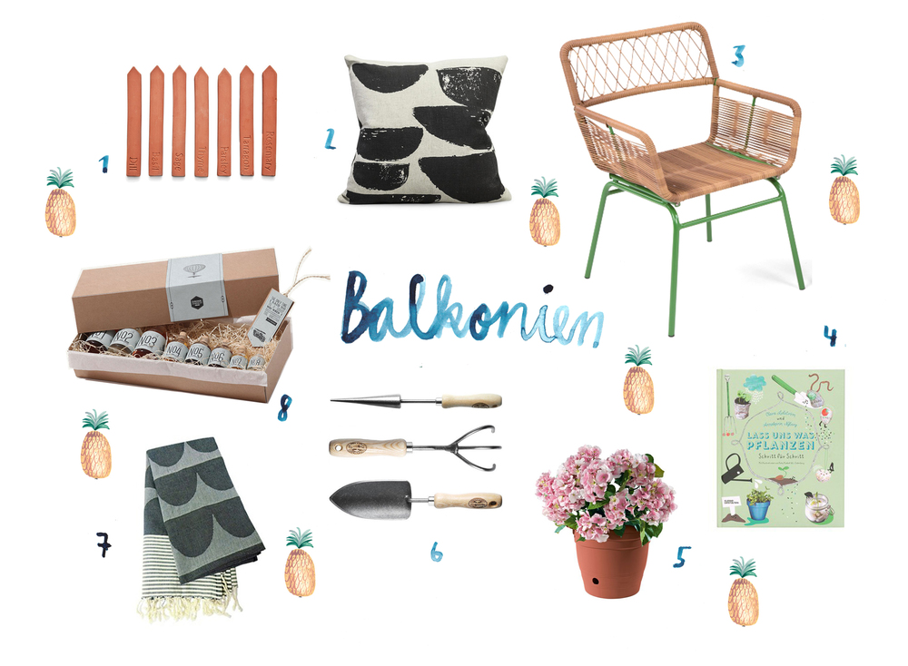 Everything we like - Balkonien!