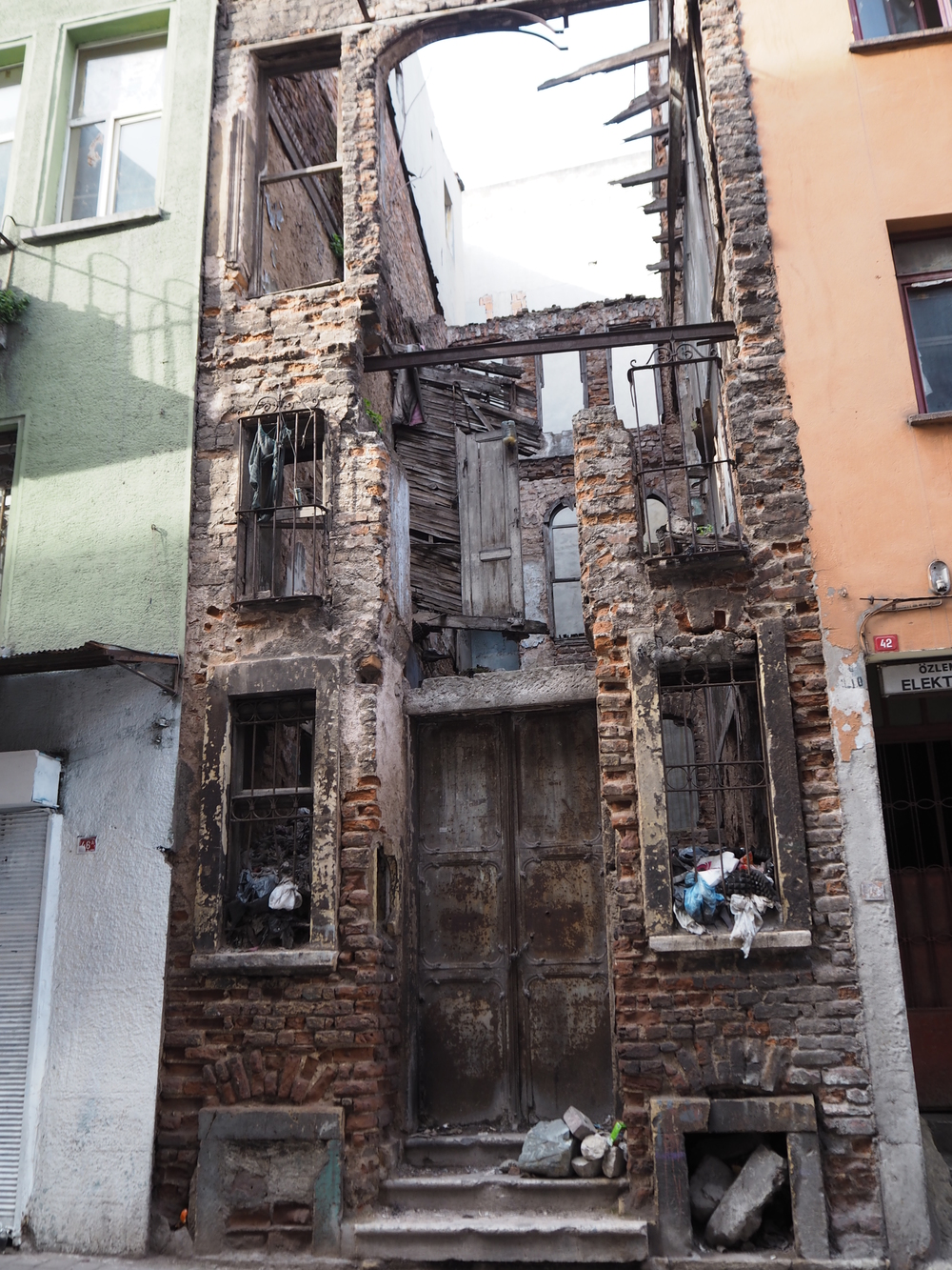 Citytrip Istanbul!
