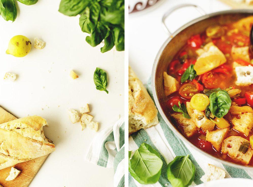 Yelda tischt auf- Tomatensuppe