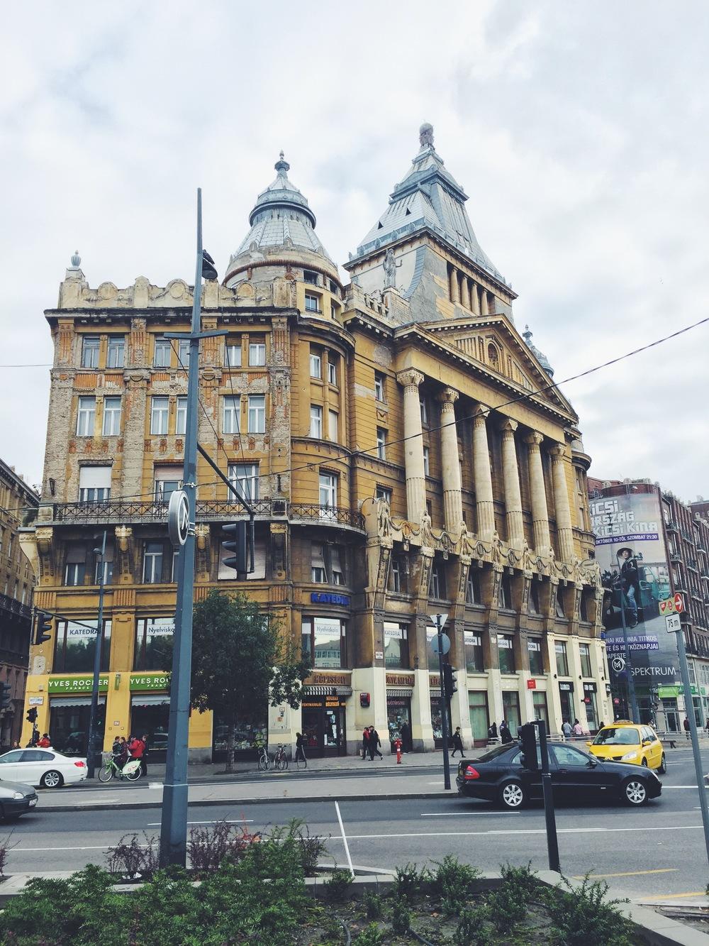 Citytrip Budapest