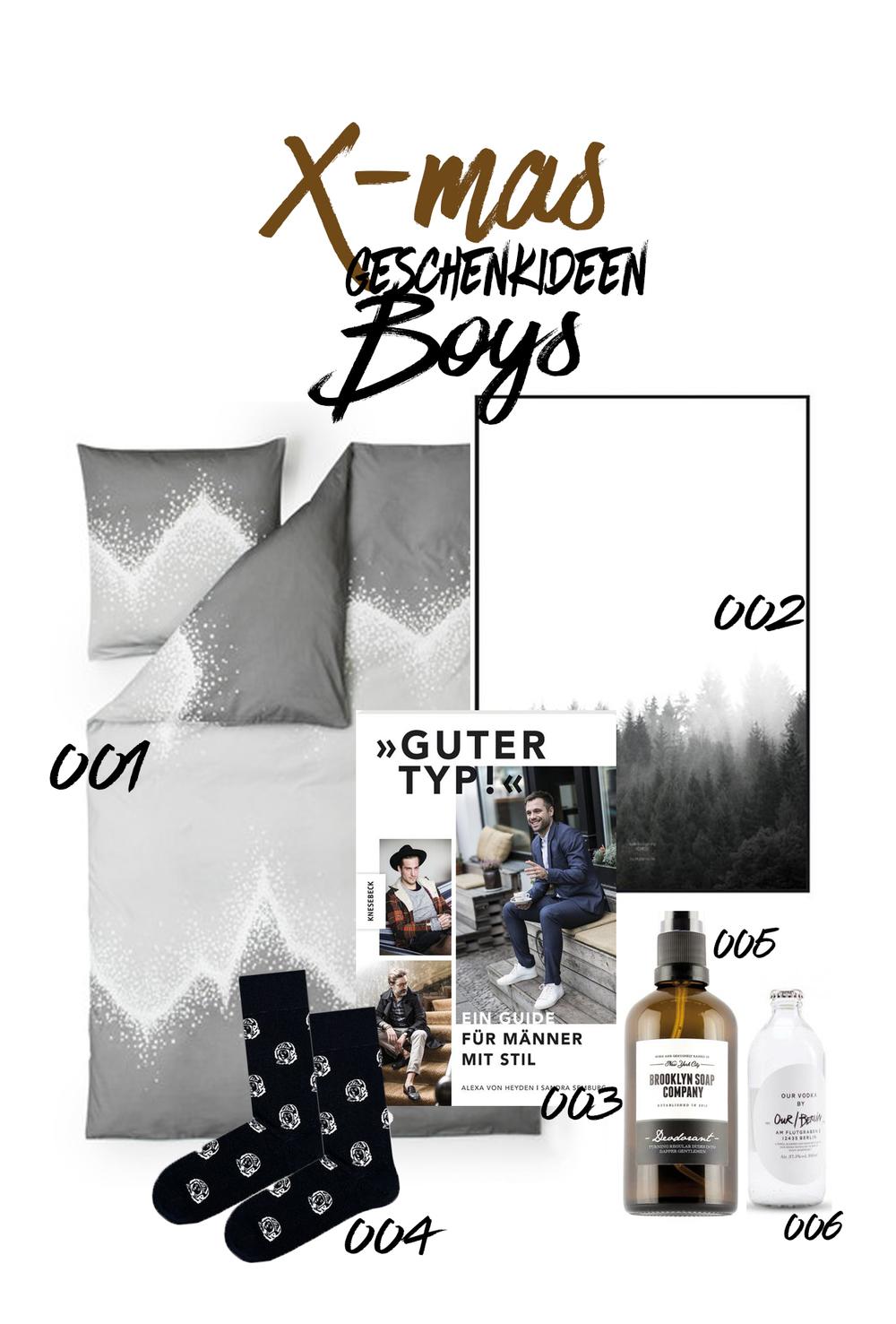 Geschenkideen Boys