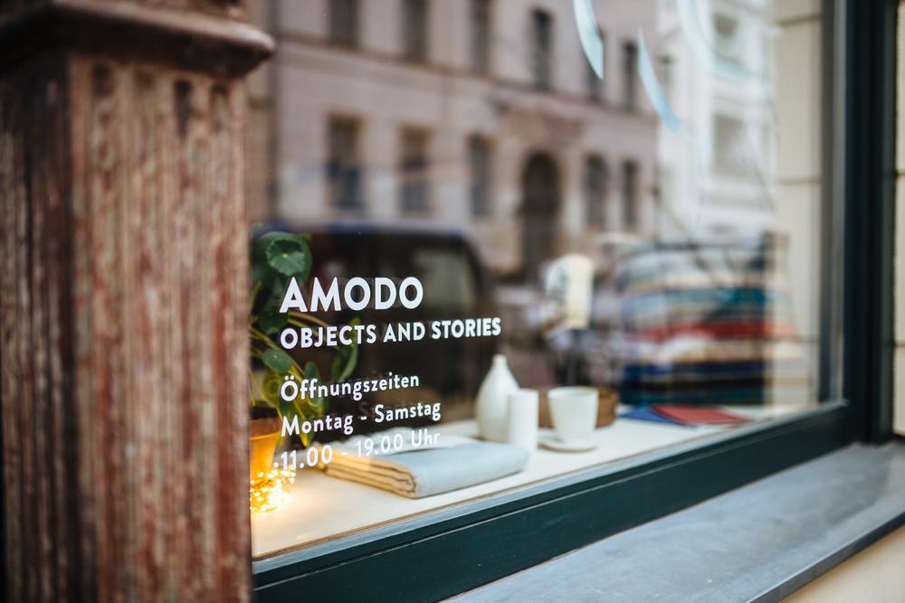 Amodo, Linienstraße 150, Berlin
