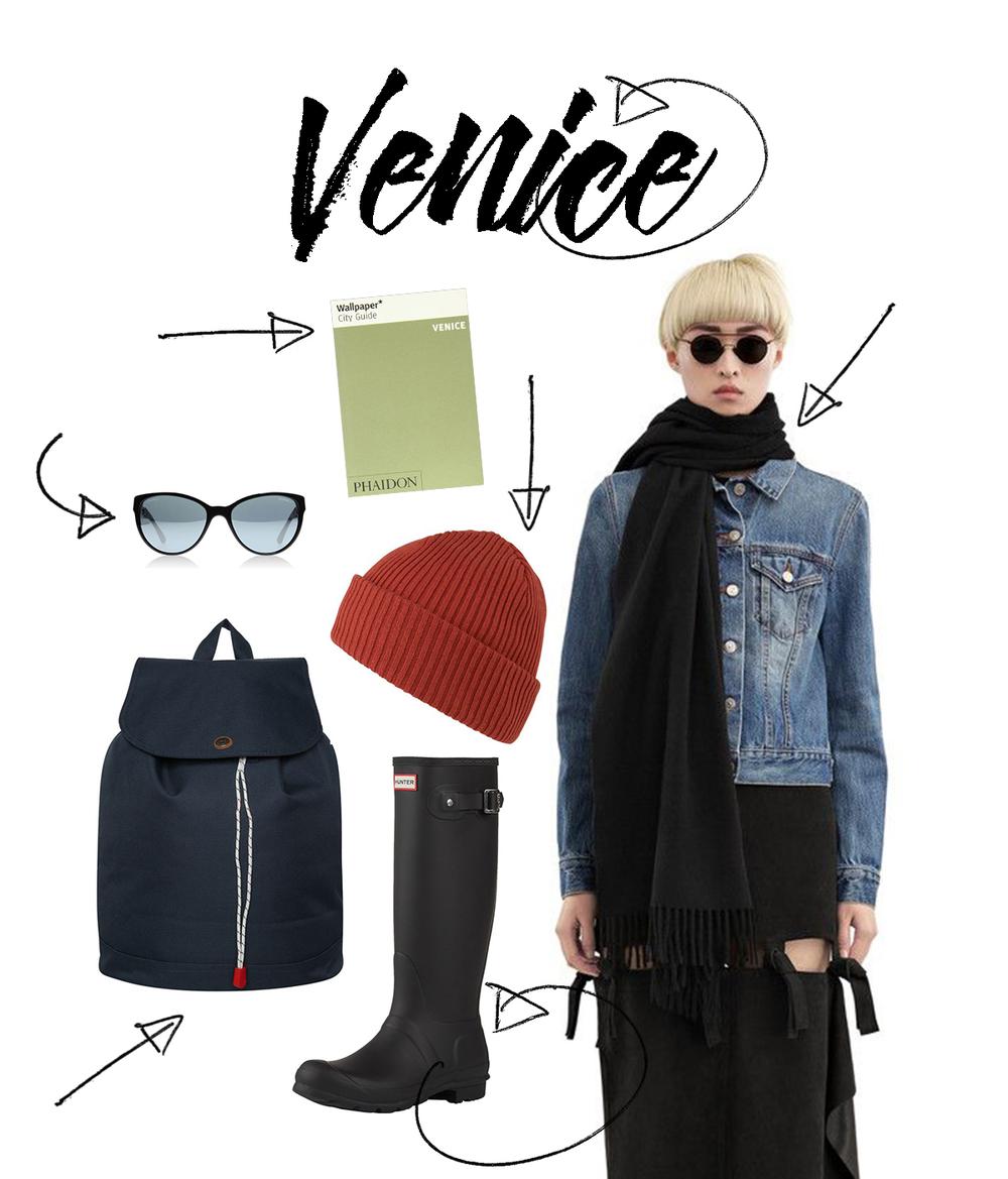 Ich packe meinen Koffer #Venice