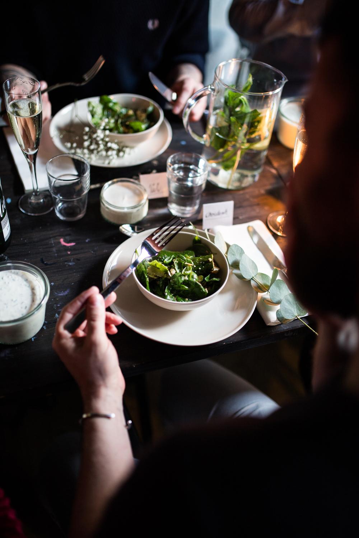 Es grünt so grün- Dinnerparty! Mummxherzundblut!