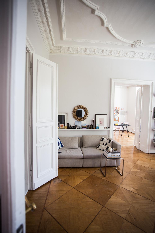 Zu Besuch bei Karina in Berlin-Kreuzberg!