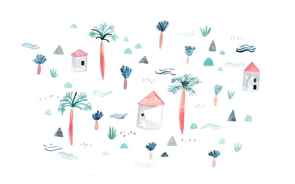 Juni Wallpaper von Sarah Neuendorf (Gretas Schwester)
