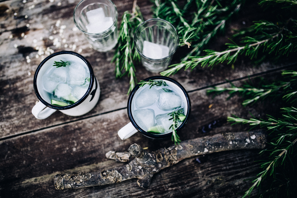Gin Tonic- Let´s take a Drink