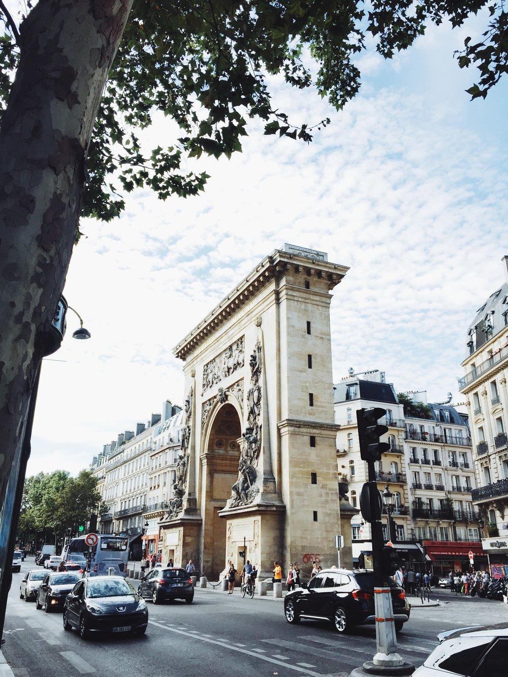 Paris Details- Citytour auf herzundblut