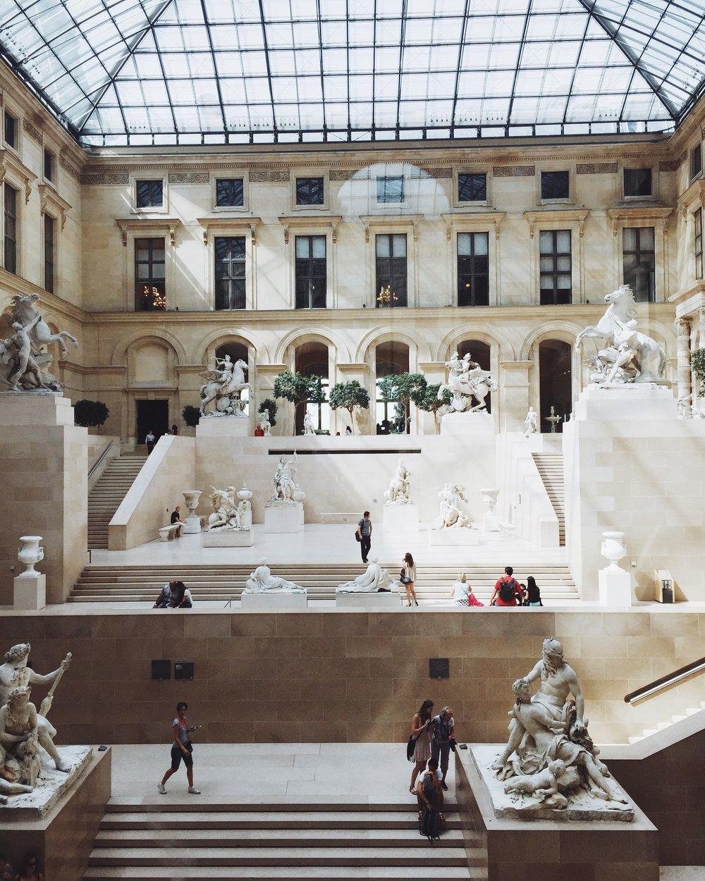 Louvre- Citytrip Paris