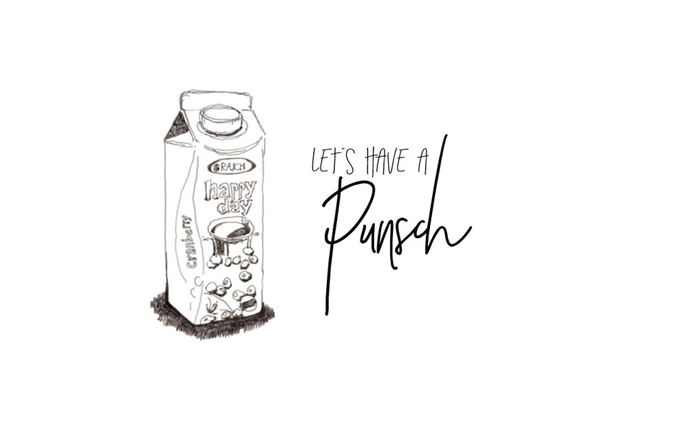 Let´s have a punch / Illustration Nike Memmler