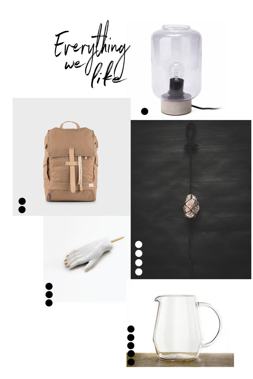 Geschenkleiste für Designliebhaber