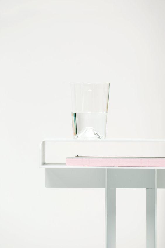 Rein Trinkglas