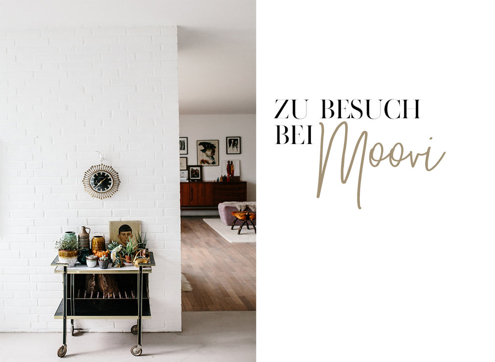 Studio-Besuch: moovi - in the mood for vintage